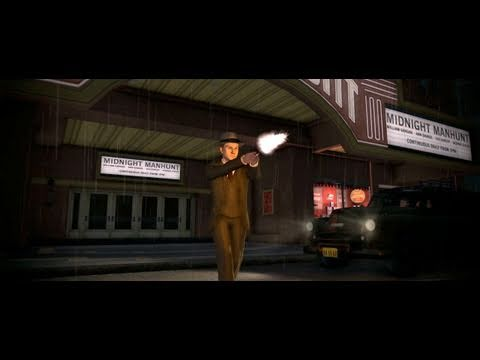 L.A. Noire Debut Trailer released