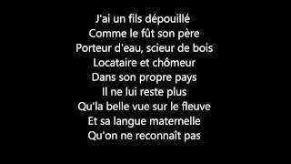 Félix Leclerc-L'alouette En Colere