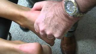 Video Part 1: Ankle Instability False Negative Anterior Drawer - Hesch Method of Manual Therapy MP3, 3GP, MP4, WEBM, AVI, FLV Juli 2018