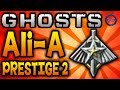 GHOSTS Prestige 2 (Ali-A) - Classes, K/D Stats & Top Tips! - (Call of Duty: Ghost Multiplayer)