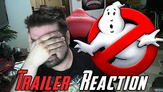 Video GHOSTBUSTERS - Angry Trailer Reaction MP3, 3GP, MP4, WEBM, AVI, FLV Desember 2018