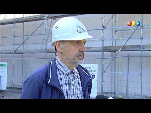 Valmieras 5.vidusskolas sporta zāles jumta pārbūve