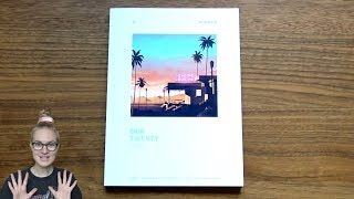 Unboxing WINNER 위너 2nd Single Album Our Twenty For (For Dream Edition)