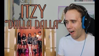 "Video ITZY – ""DALLA DALLA"" 달라달라 Reaction 