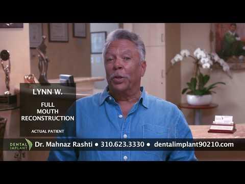 Dental Implants | Full Mouth Reconstruction | Beverly Hills - Dr. Mahnaz Rashti, DDS