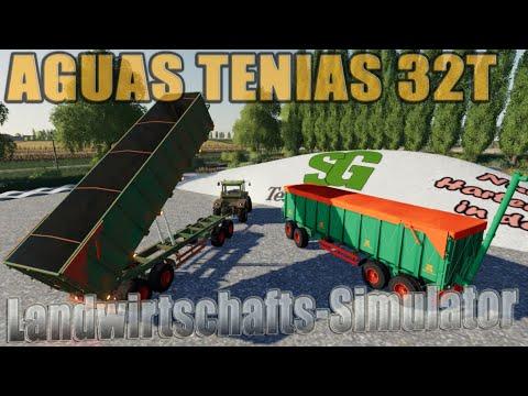 Aguas Tenias 32T v1.0.0.0