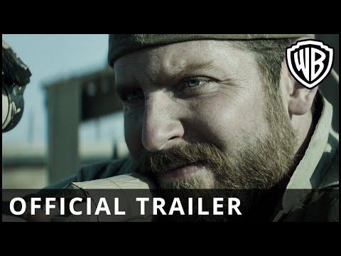 """إعلان فيلم رادلي كوبر """"القناص أمريكي"""" مع المخرج كلينت إيستوود"""