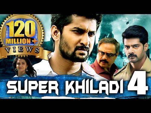 Super Khiladi 4 (Nenu Local) Hindi Dubbed Full Movie | Nani, Keerthy Suresh, Naveen Chandra