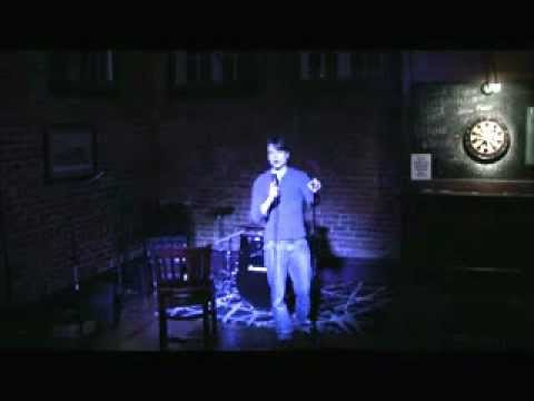 Stand Up Comedy Open Mic... Matt Reiser