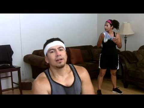 Insanity Workout days 8 thru 13