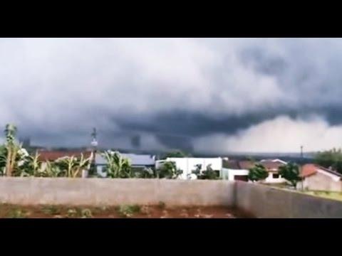 Tornado em Marechal Cândido Rondon PR