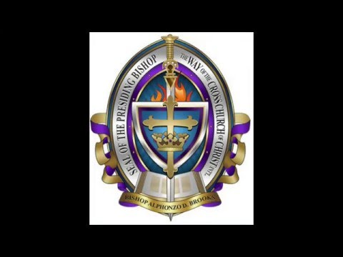 Presiding Bishop Alphonzo D  Brooks