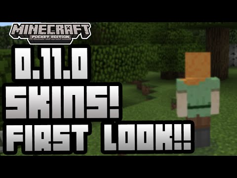 minecraft pocket edition 0.11