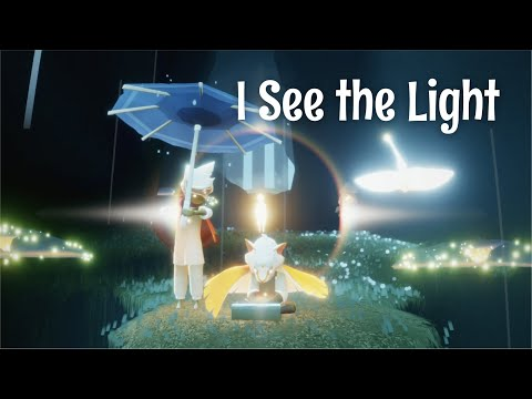 "Fox Band — I See the Light [""Tangled"" cover] (Sky: Children of the Light)"