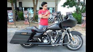 4. Road Glide Custom 2013 ล้อหน้าCVO