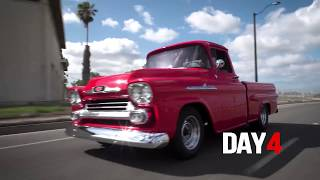 Hot Rod Week To Wicked - STA-BIL Apache Fleetside - Day 4 Recap by Motor Trend