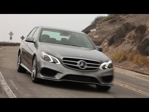2014 Mercedes-Benz E550 4Matic Review – TEST/DRIVE
