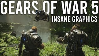 Gears 5 Insane Graphics!
