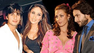 Kareena & Shahid DOUBLE DATED Saif & His Girlfriend Once - WATCH