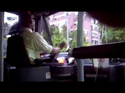 Mafste buschauffeur van Enschede volop in het nieuws