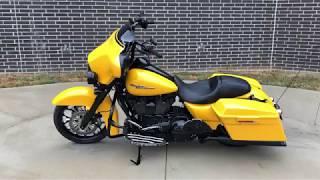 5. 672823 2013 HARLEY-DAVIDSON STREET GLIDE - FLHX