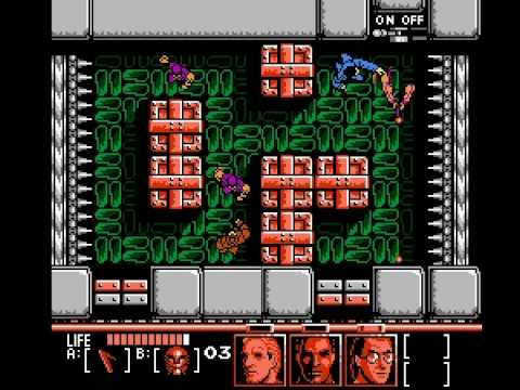 mission impossible nes rom