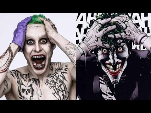 Jared Leto Joker Picture Reaction – AMC Special Editorial