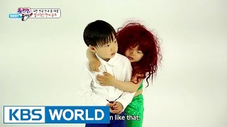 Video The Return of Superman - Minguk has Become a Mermaid MP3, 3GP, MP4, WEBM, AVI, FLV Agustus 2018