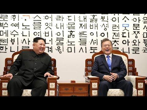 Kim Jong-un in Südkorea: