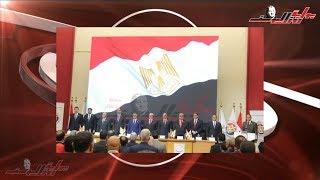 """""""نشرة 24"""".. الشعب قال كلمته.. والرئيس يوجه التحية للمصريين"""