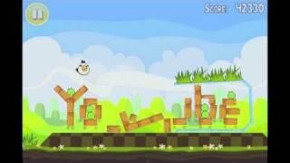 Angry Birds Seasons Golden Egg 12 Walkthrough Easter Eggs