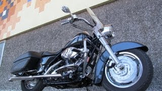 6. 2005 Harley-Davidson Road King Custom FLHRS For Sale