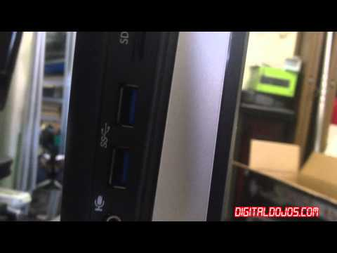 Unboxing: HP TouchSmart 520 PC