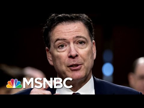 James Comey Memos On President Donald Trump Released | Morning Joe | MSNBC