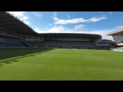 Stadium Redevelopment Week 121