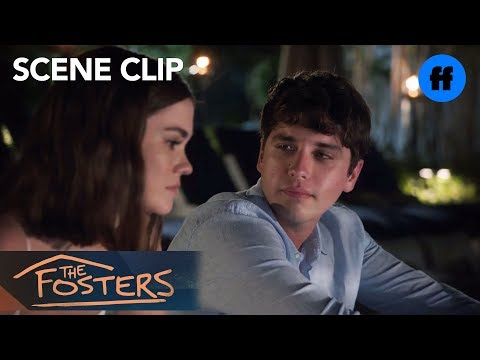 The Fosters | Series Finale: Poolside Chat | Freeform