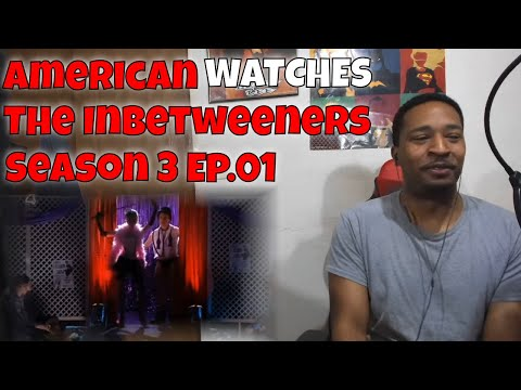 American WATCHES - The Inbetweeners: Season 3 Ep.01   DaVinci WATCH