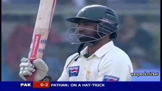 4 days ago ... irfan pathan hat trick, when you don't miss a chance ... Harbhajan Singh Hat-Trick nvs Australia (First time by any Indian in test cricket) ... Irfan Pathan  Second nIndian Test Bowler Took a Hat Trick Against Pakistan  Must See !!