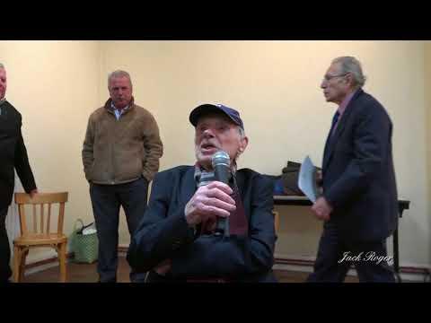 Robert Marchand reçu à  CAMBRAI le 20 janvier 2018 Part 1