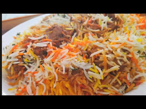 Chicken Tikka Biryani||Restaurant Style Chicken tikka Biryani||Chicken Biryani||Tikka Biryani Recipe