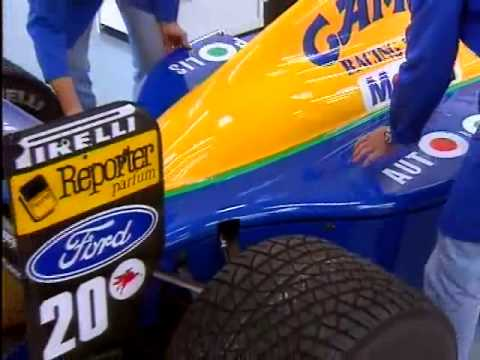 Benetton F1 1993