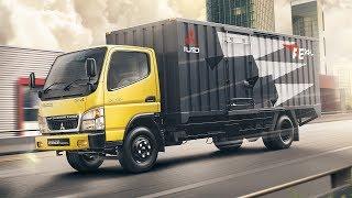 Video New Mitsubishi Colt Diesel FE 74 Long MP3, 3GP, MP4, WEBM, AVI, FLV Februari 2018
