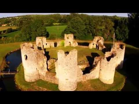 Les Andelys Drone Video