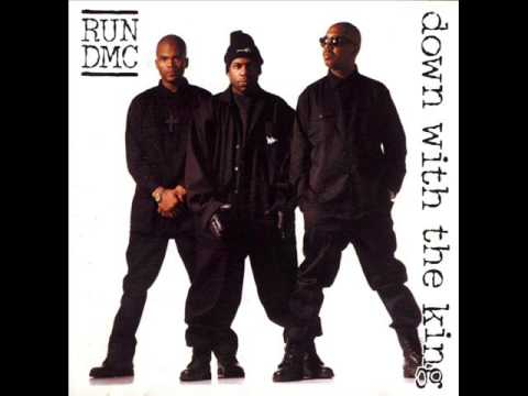 RUN DMC - Down With The King [Disco Completo]