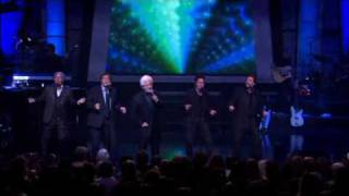 Osmonds - Love Me for a Reason (50th Anniversary Reunion Concert) - YouTube