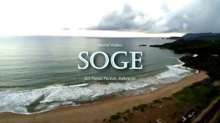 Pacitan Indonesia  City pictures : Aerial Video: Pantai SOGE JLS Pacitan, Indonesia Drone Footage By: DAV