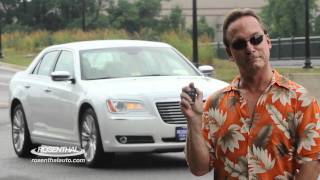 2011 Chrysler 300 Test Drive&Review