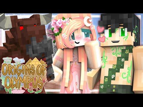 "Origins of Olympus S2 | EP 5 | ""MY HERO!"" (Minecraft Percy Jackson Roleplay)"