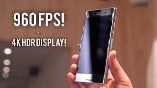 Video Sony XZ Premium: 960fps + 4K HDR Display! MP3, 3GP, MP4, WEBM, AVI, FLV Januari 2019