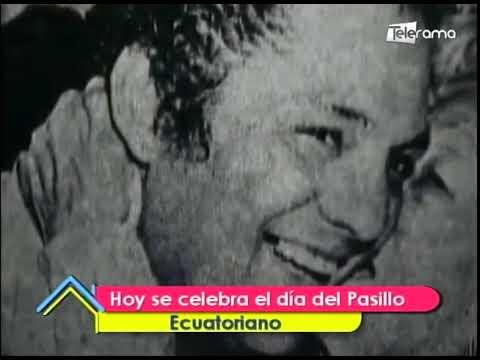 Hoy se celebra el día del pasillo ecuatoriano